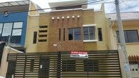 Hermosa casa por estrenar en venta de 2 departamentos ideal para rentas ubicada cerca de totoracocha en machangara