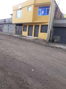 Vendo mi hermosa casa ubicada por el sector media luna por barrio liribamba
