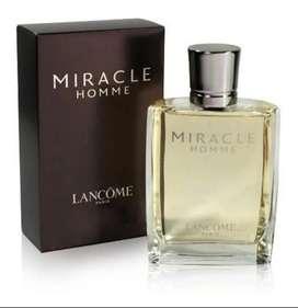 Perfume Lancome Miracle 50ml Para Hombre Eros