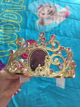 Corona Rapunzel Disney