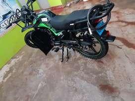 Vendo mi moto marca nexus se encuentra en juliaca
