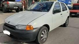 Fiat Palio NAFTA sola $90.000 más cuotas ! Solo con DNI