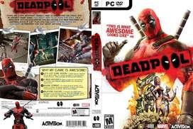 "VENDO VIDEO JUEGO PARA PC ""Deadpool"" ESPAÑOL"