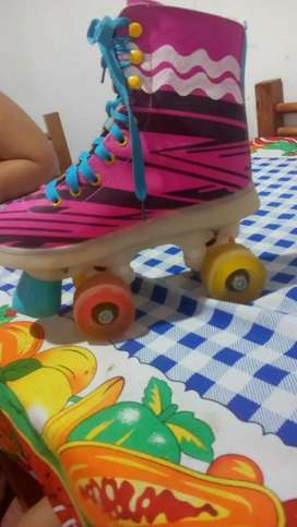 Vendó patines