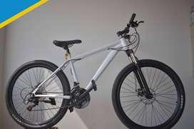 "Bicicleta NUEVA montañera aro 26"""