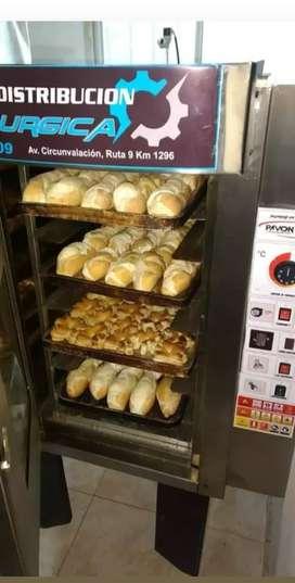 Hornos panaderos