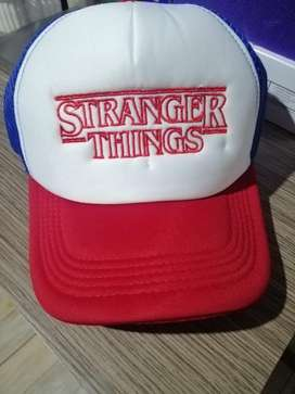 Gorra Stranger Things