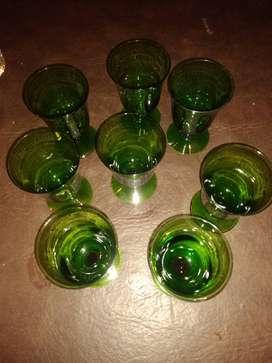 Copas verdes
