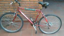Bicicleta de Mtb Rodado 26