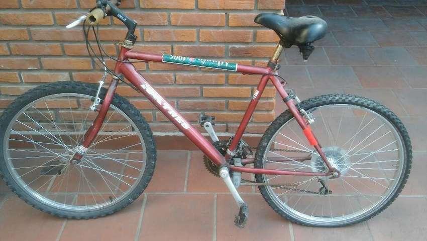 Bicicleta de Mtb Rodado 26 0