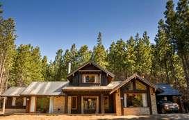 md61 - Casa para 4 a 9 personas con cochera en Junin De Los Andes