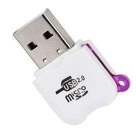 Adaptador Lector Micro Sd A Usb 2.0