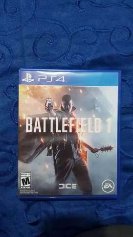 Battlefield  1 play 4 perfecto estado