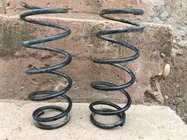 Resorte o espiral  Posterior Kia Río, Hyundai Accent Origin90a
