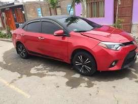 Toyota Corolla  año 2015