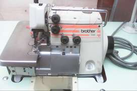 fileteadora industrial brother 500