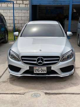 Vendo mi Mercedes C-200