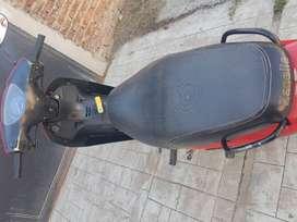 Vendo Moto Zanella 110
