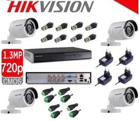 Soporte E Instalacion Camaras Hikvision