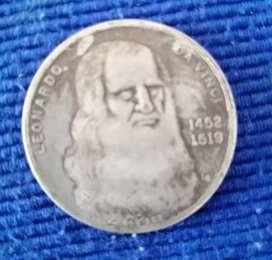 Medalla Da Vinci