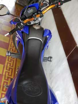 Se vende Yamaha xtz225 sin seguro.