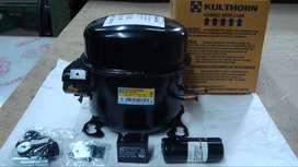 Motocompresor de 1/2 hp R22/404 vol 220 M.temperatura . marca kulthorn , nueva