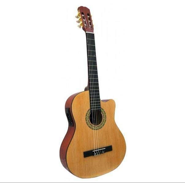 Guitarra Electroacustica Española Cg209 Electro Acustica 0