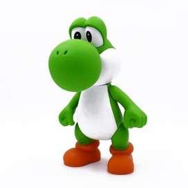 Juego De Super Mario Bros Mario Yoshi Luigi Figura
