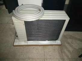 Aire acondicionado ibg en caja completo
