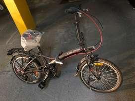 Vendo bici aurorita folding cinco usos