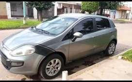 Vendo Fiat punto 2014.