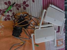 Vendo dos routers