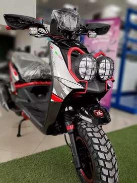 Moto SHINERAY Modelo FREEDOM Tipo MOTONETA Importadora CHIMASA  Monica