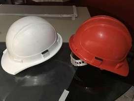 Cascos de seguridad para obra
