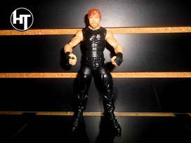 Wwe, The Shield, El Escudo, Dean Ambrose, Jon Moxley, Figura Articulada, Original Mattel. Elite Collection, 7 Pulgadas.