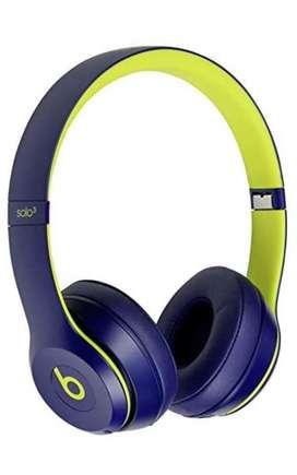 Beatssolo 3 Wireless, coleccion POP, 100 % nuevos