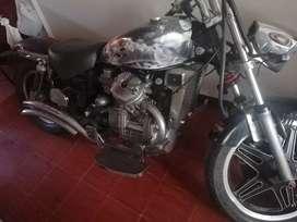 Honda Cx500 para repuestos o para que la arreglen