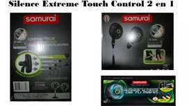 Ventilador 2 en 1 con control remoto