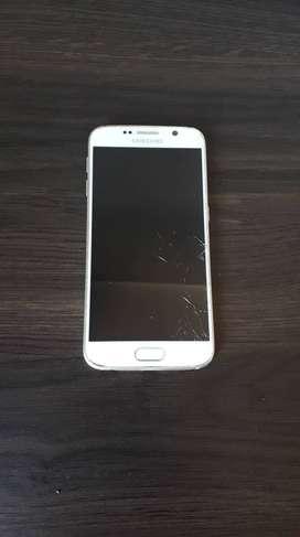 vendo Samsung s6 flat g920 para repuesto