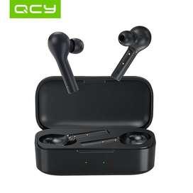 Audífono Bluetooth QCY T5 Airpods Nuevo Sellado