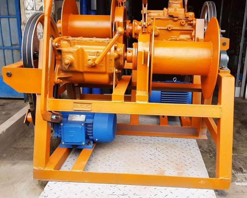 fabricación   y venta de equipos mineros e industrias 0