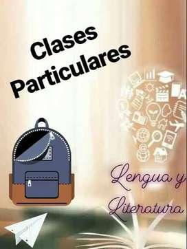 Clases de Prácticas del Lenguaje y Literaturaguaje