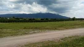 Vendo terreno barrio Altos del Tafí 1. Tafí viejo
