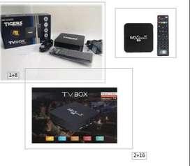 TV BOX O SMART TV