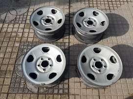 Llantas Chevrolet s10