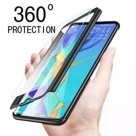 Estuches 360 para Samsung y Huawei