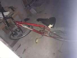 Vendo una bici