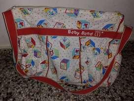 Bolso para Bebé con Cambiador