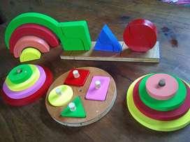 juegos didacticos en madera