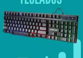 Teclados gamer, Teclados mecánicos
